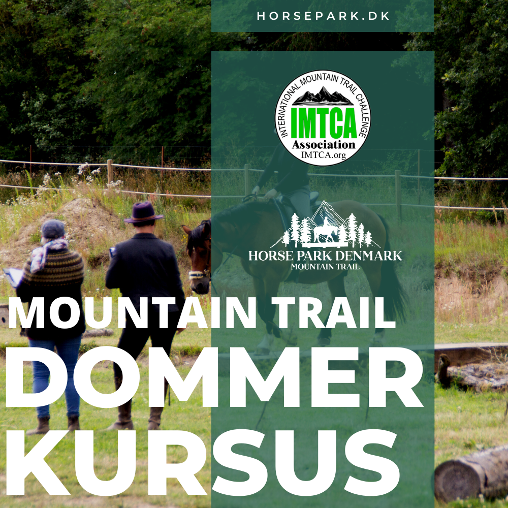 Mountain Trail Dommer Kursus